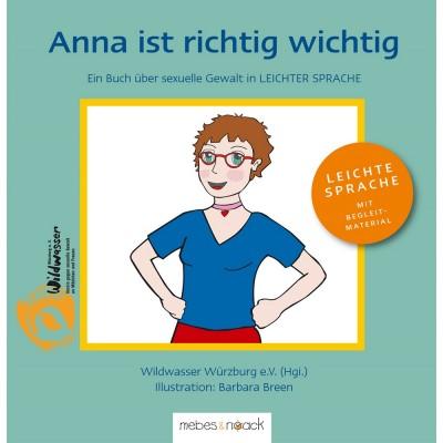 Anna ist richtig wichtig!