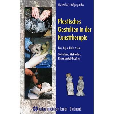 Plastisches Gestalten in der Kunsttherapie - Ton, Gips,...