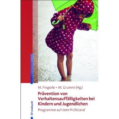 Prävention von Verhaltensauffälligkeiten bei Kindern und...