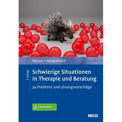 Schwierige Situationen in Therapie und Beratung