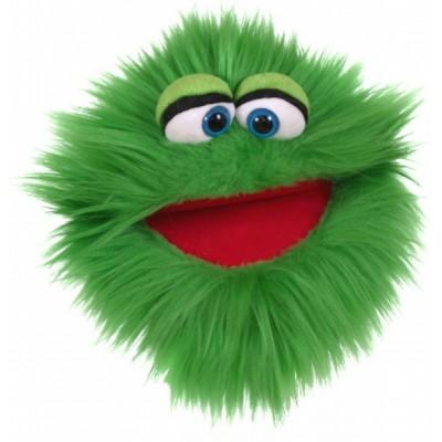 Plappermaul / Blappermouth (grün) - Living Puppets