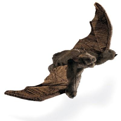 Braune Fledermaus - Folkmanis