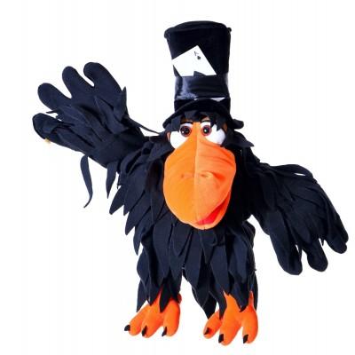 Rupert, der Rabe - Living Puppets