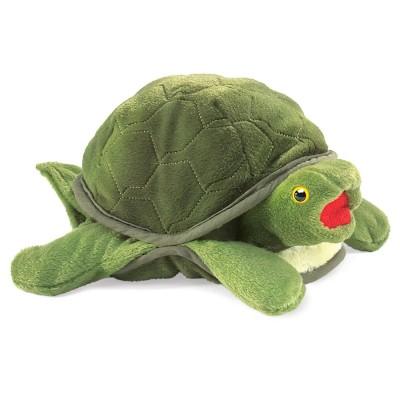 Baby Schildkröte - Folkmanis