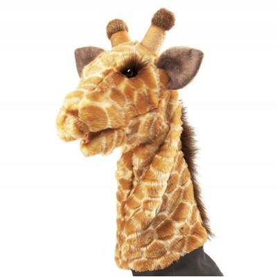 Giraffe für Puppenbühne - Folkmanis