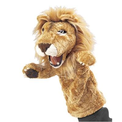 Löwe für Puppenbühne - Folkmanis