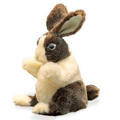 Niederländischen Kaninchen Baby - Folkmanis