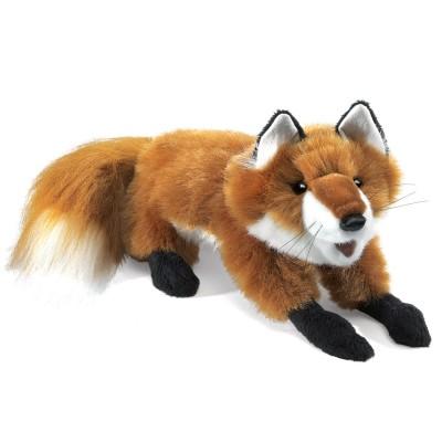 Kleiner roter Fuchs - Folkmanis