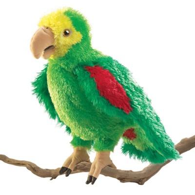 Amazonas-Papagei - Folkmanis