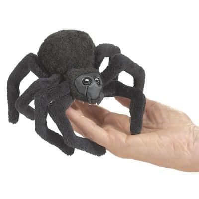Spinne - Fingerpuppe