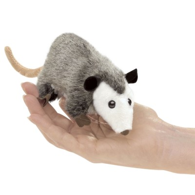 Oppossum Mini - Fingerpuppe