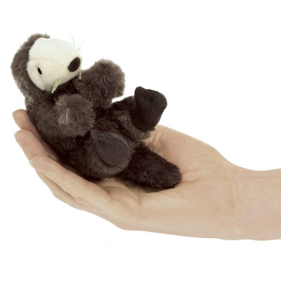 Seeotter Mini - Fingerpuppe