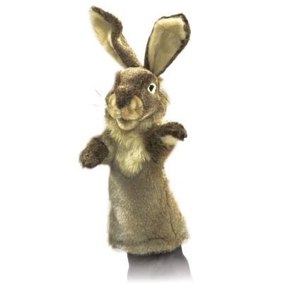 Kaninchen für Puppenbühne - Folkmanis