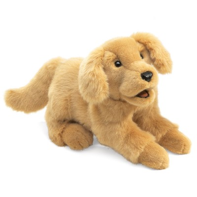 Golden Retriever Welpen - Folkmanis