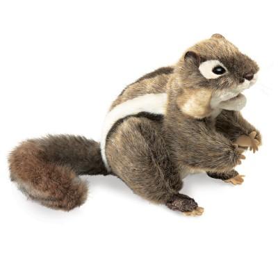 Streifen-Backenhörnchen - Folkmanis