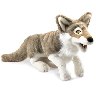 Grauer Wolf - Folkmanis