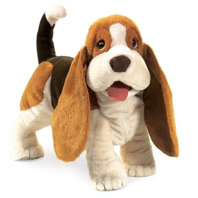 Basset Hund - Folkmanis