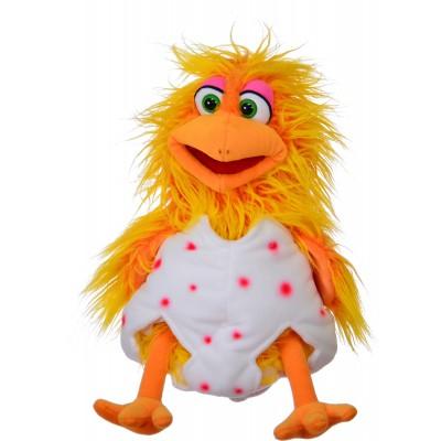Piri, das Küken im Ei - Living Puppets