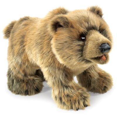 Grizzlybär - Folkmanis