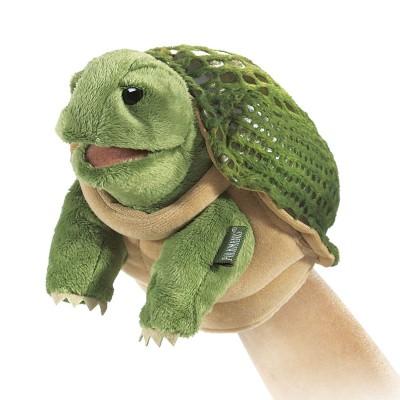 Kleine Schildkröte - Folkmanis