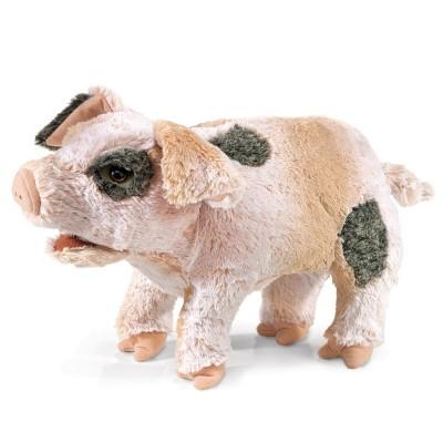 Grunzendes Schweinchen - Folkmanis